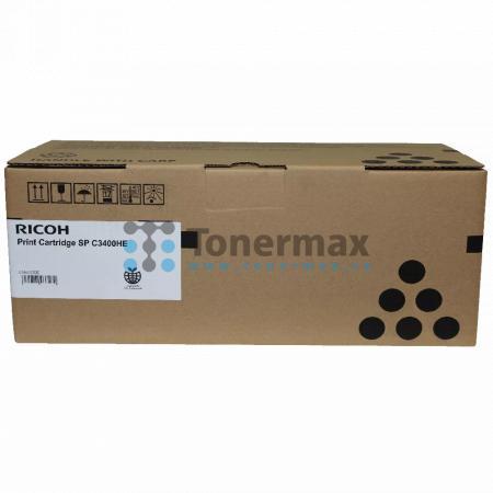 Ricoh SP 3400HE, 406522, originální toner pro tiskárny Ricoh Aficio SP 3400, Aficio SP3400, Aficio SP 3400N, Aficio SP3400N, Aficio SP 3400SF, Aficio SP3400SF, Aficio SP 3410DN, Aficio SP3410DN, Aficio SP 3410SF, Aficio SP3410SF, kompatibilní také s Geste