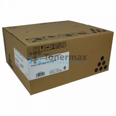 Ricoh SP 5200HE, 821229, originální toner pro tiskárny Ricoh Aficio SP 5200DN, Aficio SP5200DN, Aficio SP 5200S, Aficio SP5200S, Aficio SP 5210DN, Aficio SP5210DN, Aficio SP 5210SF, Aficio SP5210SF, Aficio SP 5210SR, Aficio SP5210SR, kompatibilní také s G