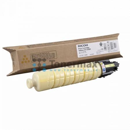 Ricoh SP C430E, 821075, 821095, originální toner pro tiskárny Ricoh Aficio SP C430DN, Aficio SPC430DN, Aficio SP C431DN, Aficio SPC431DN, kompatibilní také s Gestetner SP C430DN Aficio, SP C431DN Aficio, Nashuatec SP C430DN Aficio, SP C431DN Aficio, Rex R