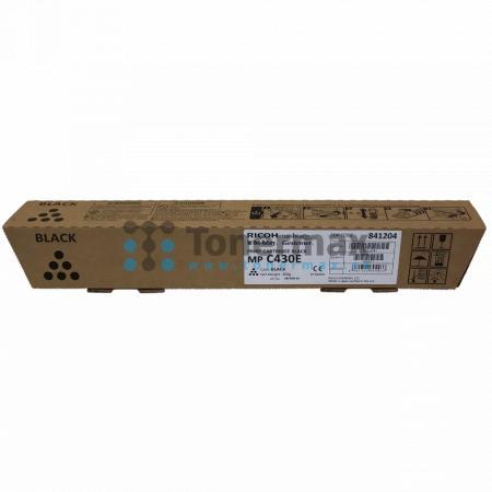 Ricoh SP C430E, 821204, originální toner pro tiskárny Ricoh Aficio SP C430DN, Aficio SPC430DN, Aficio SP C431DN, Aficio SPC431DN, kompatibilní také s Gestetner SP C430DN Aficio, SP C431DN Aficio, Nashuatec SP C430DN Aficio, SP C431DN Aficio, Rex Rotary SP
