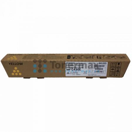 Ricoh SP C430E, 821205, originální toner pro tiskárny Ricoh Aficio SP C430DN, Aficio SPC430DN, Aficio SP C431DN, Aficio SPC431DN, kompatibilní také s Gestetner SP C430DN Aficio, SP C431DN Aficio, Nashuatec SP C430DN Aficio, SP C431DN Aficio, Rex Rotary SP
