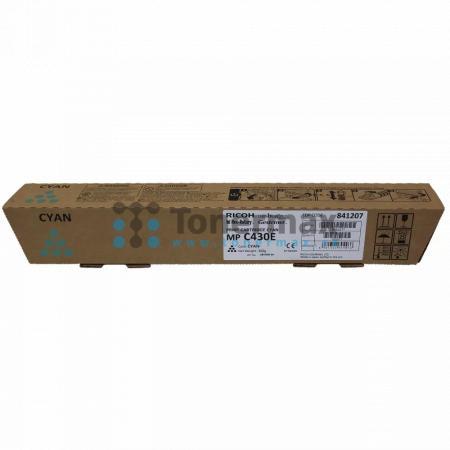 Ricoh SP C430E, 821207, originální toner pro tiskárny Ricoh Aficio SP C430DN, Aficio SPC430DN, Aficio SP C431DN, Aficio SPC431DN, kompatibilní také s Gestetner SP C430DN Aficio, SP C431DN Aficio, Nashuatec SP C430DN Aficio, SP C431DN Aficio, Rex Rotary SP