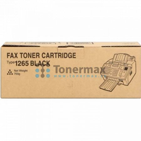 Ricoh Type 1265, 412638, originální toner pro tiskárny Ricoh Fax 1120L, Fax 1160L