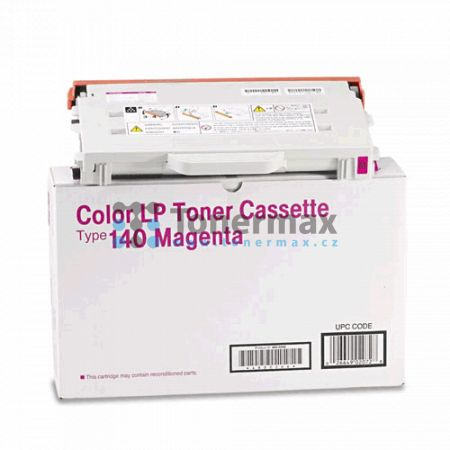 Ricoh Type 140, 402099, originální toner pro tiskárny Ricoh Aficio CL800, Aficio CL-800, Aficio CL1000, Aficio CL-1000, Aficio CL1000N, Aficio CL-1000N, Aficio SP C210SF, Aficio SPC210SF