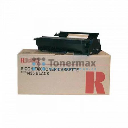 Ricoh Type 1435, 430291, originální toner pro tiskárny Ricoh Fax 1800L, Fax 1900L, Fax 2000L, Fax 2100L, Fax 2900L, Fax 2900Li