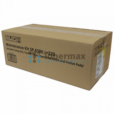 Ricoh Type 220, 402816/406643, Maintenance Kit originální pro tiskárny Ricoh Aficio SP 4100N, Aficio SP4100N, Aficio SP 4100NL, Aficio SP4100NL, Aficio SP 4100SF, Aficio SP4100SF, Aficio SP 4110N, Aficio SP4110N, Aficio SP 4110SF, Aficio SP4110SF, Aficio