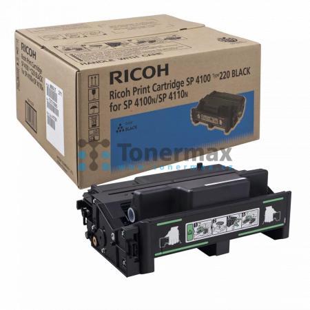 Ricoh Type 220, SP 4100, 402810, 403180, 407008, originální toner pro tiskárny Ricoh Aficio SP 4100N, Aficio SP4100N, Aficio SP 4100SF, Aficio SP4100SF, Aficio SP 4110N, Aficio SP4110N, Aficio SP 4110SF, Aficio SP4110SF, Aficio SP 4210N, Aficio SP4210N, A