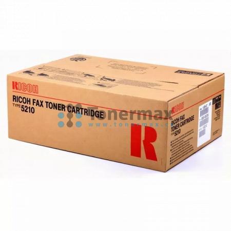 Ricoh Type 5210, 430245, originální toner pro tiskárny Ricoh Fax 5000L, Fax 5510L