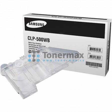 Samsung CLP-500WB, odpadní nádobka originální pro tiskárny Samsung CLP-500, CLP-500N, CLP-510, CLP-510N, CLP-550, CLP-550N