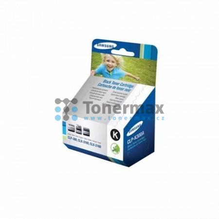Samsung CLP-K300A, originální toner pro tiskárny Samsung CLP-300, CLP-300N, CLX-2160, CLX-2160N, CLX-3160, CLX-3160FN, CLX-3160N