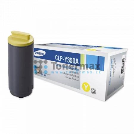 Samsung CLP-Y350A, originální toner pro tiskárny Samsung CLP-350N