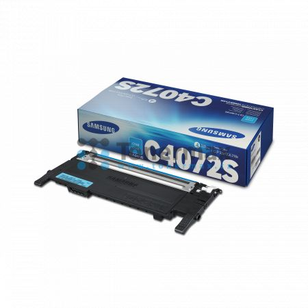 Samsung CLT-C4072S, originální toner pro tiskárny Samsung CLP-320, CLP-320N, CLP-325, CLP-325N, CLP-325W, CLX-3180, CLX-3185, CLX-3185FN, CLX-3185FW, CLX-3185N, CLX-3185W