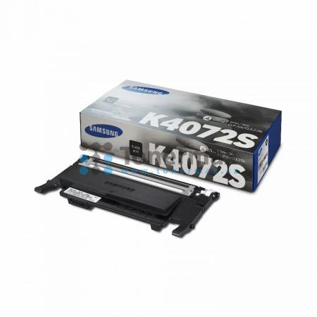 Samsung CLT-K4072S, originální toner pro tiskárny Samsung CLP-320, CLP-320N, CLP-325, CLP-325N, CLP-325W, CLX-3180, CLX-3185, CLX-3185FN, CLX-3185FW, CLX-3185N, CLX-3185W