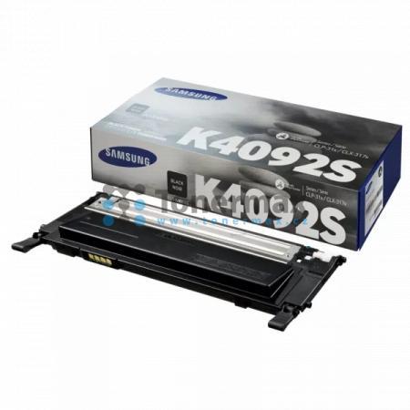 Samsung CLT-K4092S, originální toner pro tiskárny Samsung CLP-310, CLP-310N, CLP-315, CLP-315W, CLX-3170, CLX-3170FN, CLX-3170N, CLX-3175, CLX-3175FN, CLX-3175FW, CLX-3175N