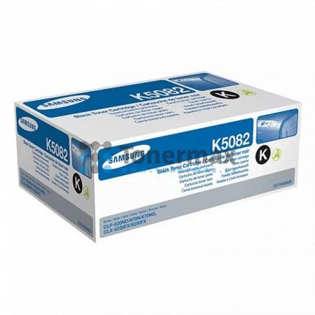 Samsung CLT-K5082S, originální toner pro tiskárny Samsung CLP-620ND, CLP-670N, CLP-670ND, CLX-6220FX, CLX-6250FX