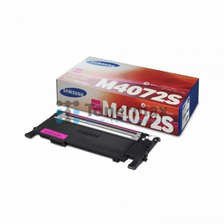 Samsung CLT-M4072S, poškozený obal, originální toner pro tiskárny Samsung CLP-320, CLP-320N, CLP-325, CLP-325N, CLP-325W, CLX-3180, CLX-3185, CLX-3185FN, CLX-3185FW, CLX-3185N, CLX-3185W