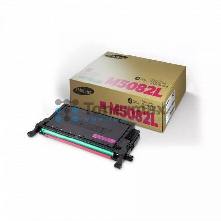 Samsung CLT-M5082L, originální toner pro tiskárny Samsung CLP-620ND, CLP-670N, CLP-670ND, CLX-6220FX, CLX-6250FX