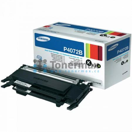 Samsung CLT-P4072B, dvoubalení, originální toner pro tiskárny Samsung CLP-320, CLP-320N, CLP-325, CLP-325N, CLP-325W, CLX-3180, CLX-3185, CLX-3185FN, CLX-3185FW, CLX-3185N, CLX-3185W