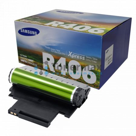 Samsung CLT-R406, zobrazovací jednotka originální pro tiskárny Samsung CLP-360, CLP-365, CLP-365W, CLX-3300, CLX-3305, CLX-3305FN, CLX-3305FW, CLX-3305W, Xpress C410W, SL-C410W, Xpress C430, SL-C430, Xpress C430W, SL-C430W, Xpress C460FW, SL-C460FW, Xpres