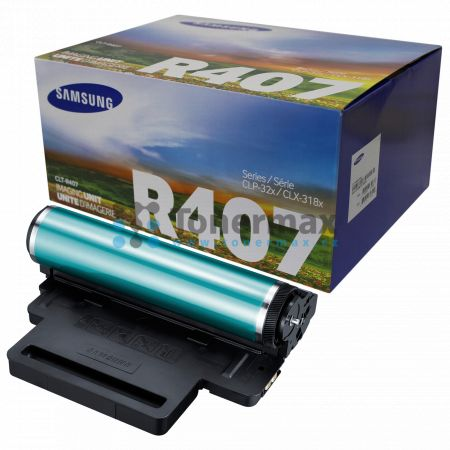 Samsung CLT-R407, zobrazovací jednotka originální pro tiskárny Samsung CLP-320, CLP-320N, CLP-325, CLP-325N, CLP-325W, CLX-3180, CLX-3185, CLX-3185FN, CLX-3185FW, CLX-3185N, CLX-3185W