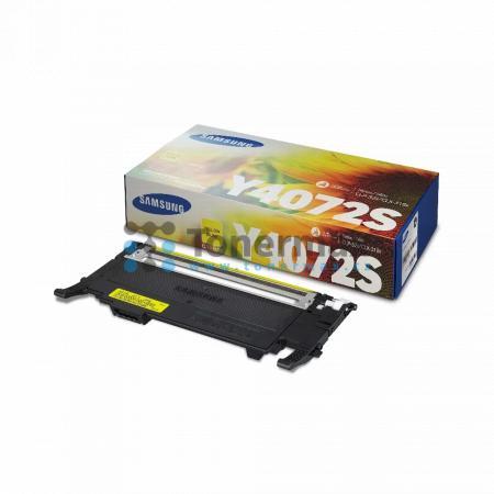 Samsung CLT-Y4072S, originální toner pro tiskárny Samsung CLP-320, CLP-320N, CLP-325, CLP-325N, CLP-325W, CLX-3180, CLX-3185, CLX-3185FN, CLX-3185FW, CLX-3185N, CLX-3185W