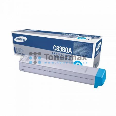 Samsung CLX-C8380A, originální toner pro tiskárny Samsung MultiXpress C8380, CLX-8380, MultiXpress C8380ND, CLX-8380ND