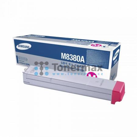 Samsung CLX-M8380A, originální toner pro tiskárny Samsung MultiXpress C8380, CLX-8380, MultiXpress C8380ND, CLX-8380ND