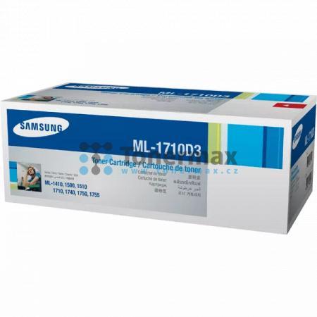 Samsung ML-1710D3, originální toner pro tiskárny Samsung ML-1410, ML-1500, ML-1510, ML-1710, ML-1710P, ML-1740, ML-1750, ML-1755