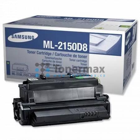 Samsung ML-2150D8, poškozený obal, originální toner pro tiskárny Samsung ML-2150, ML-2151N, ML-2152W