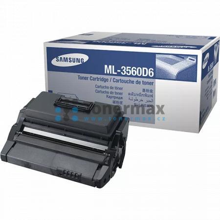 Samsung ML-3560D6, originální toner pro tiskárny Samsung ML-3560, ML-3561N, ML-3561ND