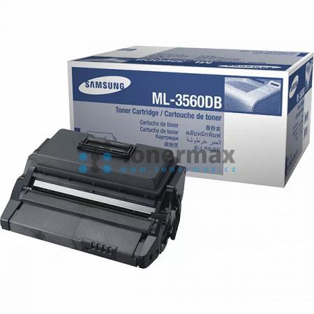 Samsung ML-3560DB, poškozený obal, originální toner pro tiskárny Samsung ML-3560, ML-3561N, ML-3561ND