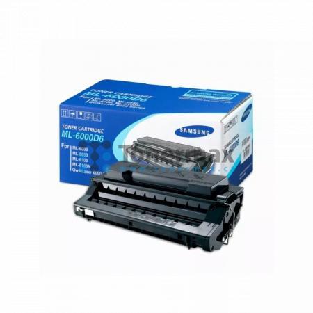 Samsung ML-6000D6, originální toner pro tiskárny Samsung ML-6000, ML-6050, ML-6100, ML-6100N, QwickLaser 6000, QwickLaser 6050, QwickLaser 6100