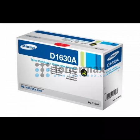Samsung ML-D1630A, originální toner pro tiskárny Samsung ML-1630, ML-1630W, SCX-4500, SCX-4500W