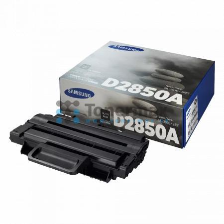 Samsung ML-D2850A, originální toner pro tiskárny Samsung ML-2581ND, ML-2850D, ML-2850DR, ML-2851ND, ML-2851NDR