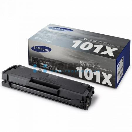 Samsung MLT-D101X, originální toner pro tiskárny Samsung ML-2160, ML-2162, ML-2162W, ML-2164, ML-2164W, ML-2165, ML-2165W, ML-2168, ML-2168W, SCX-3400, SCX-3400F, SCX-3405, SCX-3405F, SCX-3405FW, SCX-3405W, SF-760P