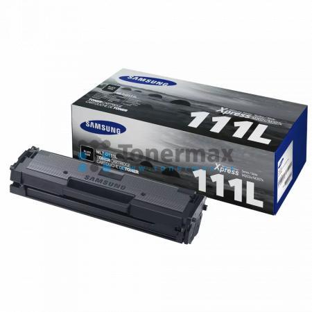 Samsung MLT-D111L, originální toner pro tiskárny Samsung Xpress M2020, SL-M2020, Xpress M2020W, SL-M2020W, Xpress M2022, SL-M2022, Xpress M2022W, SL-M2022W, Xpress M2026, SL-M2026, Xpress M2026W, SL-M2026W, Xpress M2070, SL-M2070, Xpress M2070F, SL-M2070F