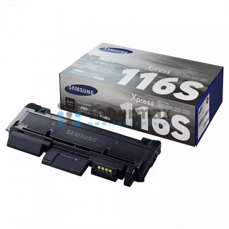 Samsung MLT-D116S, originální toner pro tiskárny Samsung Xpress M2625, SL-M2625, Xpress M2625D, SL-M2625D, Xpress M2675, SL-M2675, Xpress M2675F, SL-M2675F, Xpress M2675FN, SL-M2675FN, Xpress M2825, SL-M2825, Xpress M2825DW, SL-M2825DW, Xpress M2825ND, SL