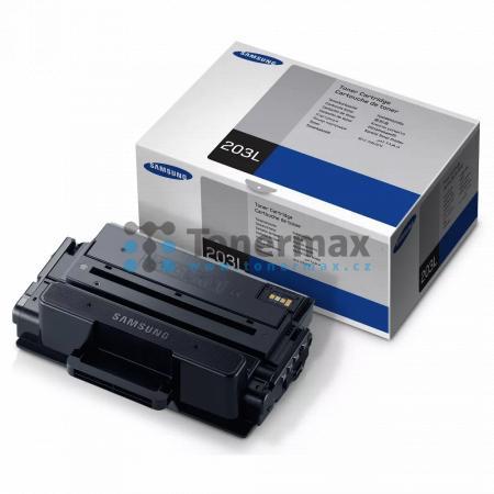 Samsung MLT-D203L, originální toner pro tiskárny Samsung ProXpress M3320, SL-M3320, ProXpress M3320ND, SL-M3320ND, ProXpress M3370, SL-M3370, ProXpress M3370FD, SL-M3370FD, ProXpress M3820, SL-M3820, ProXpress M3820D, SL-M3820D, ProXpress M3820DW, SL-M382