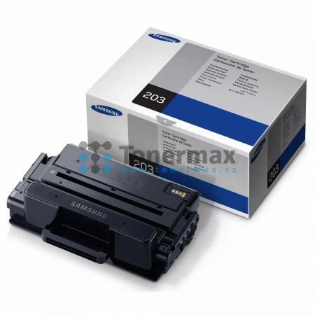 Samsung MLT-D203S, originální toner pro tiskárny Samsung ProXpress M3320, SL-M3320, ProXpress M3320ND, SL-M3320ND, ProXpress M3370, SL-M3370, ProXpress M3370FD, SL-M3370FD, ProXpress M3820, SL-M3820, ProXpress M3820D, SL-M3820D, ProXpress M3820DW, SL-M382