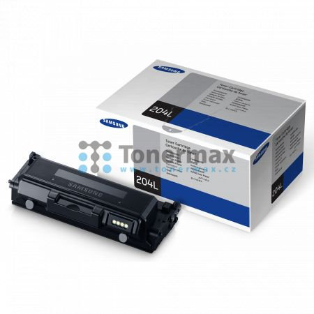 Samsung MLT-D204L, originální toner pro tiskárny Samsung ProXpress M3325, SL-M3325, ProXpress M3325ND, SL-M3325ND, ProXpress M3375, SL-M3375, ProXpress M3375FD, SL-M3375FD, ProXpress M3825, SL-M3825, ProXpress M3825D, SL-M3825D, ProXpress M3825DW, SL-M382