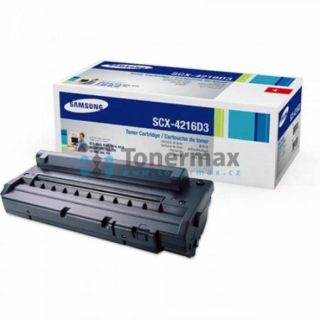 Samsung SCX-4216D3, originální toner pro tiskárny Samsung SCX-4016, SCX-4116, SCX-4214F, SCX-4216F, SF-560, SF-565P, SF-750, SF-755P
