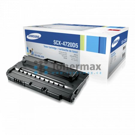 Samsung SCX-4720D5, originální toner pro tiskárny Samsung SCX-4520, SCX-4720F, SCX-4720FN