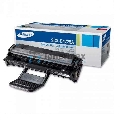 Samsung SCX-D4725A, poškozený obal, originální toner pro tiskárny Samsung SCX-4725F, SCX-4725FN