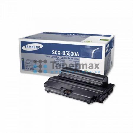 Samsung SCX-D5530A, poškozený obal, originální toner pro tiskárny Samsung SCX-5330N, SCX-5530FN