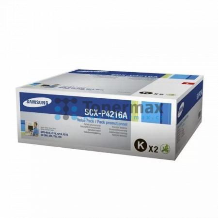 Samsung SCX-P4216A, dvoubalení, originální toner pro tiskárny Samsung SCX-4016, SCX-4116, SCX-4214F, SCX-4216F, SF-560, SF-565P, SF-750, SF-755P