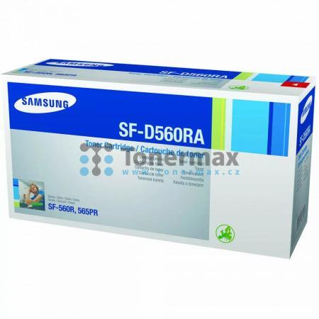 Samsung SF-D560RA, originální toner pro tiskárny Samsung SF-560R, SF-565PR