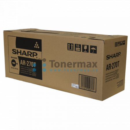 Sharp AR-270T, poškozený obal, originální toner pro tiskárny Sharp AR-215, AR-235, AR-275, AR-M236, AR-M276