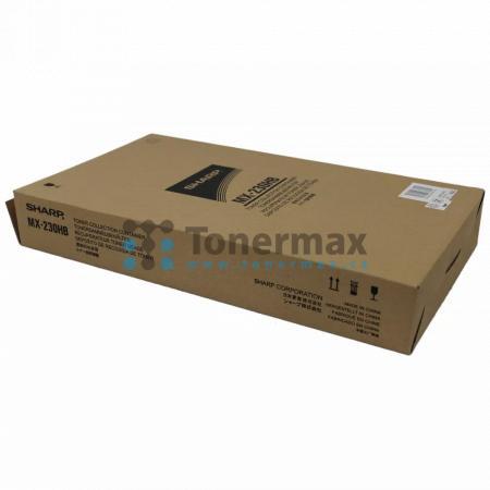 Sharp MX-230HB, odpadní nádobka, originální pro tiskárny Sharp DX-2500N, MX-2010U, MX-2310U, MX-2314N, MX-2610N, MX-2614N, MX-2640N, MX-3110N, MX-3111U, MX-3114N, MX-3140N, MX-3610N, MX-3640N