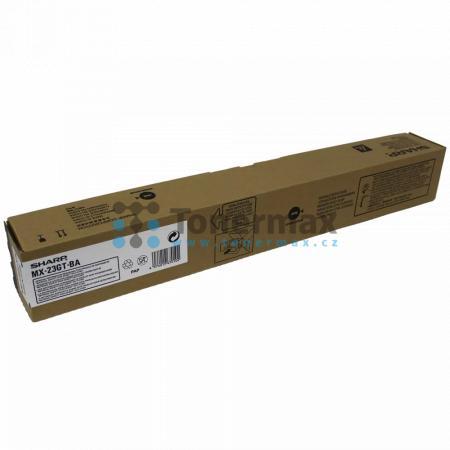 Sharp MX-23GTBA, MX-23GT-BA, originální toner pro tiskárny Sharp MX-2010U, MX-2310U, MX-2314N, MX-2614N, MX-3111U, MX-3114N
