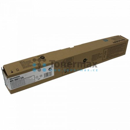 Sharp MX-36GTCA, MX-36GT-CA, originální toner pro tiskárny Sharp MX-2610N, MX-2640N, MX-3110N, MX-3140N, MX-3610N, MX-3640N